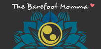 The barefoot momma